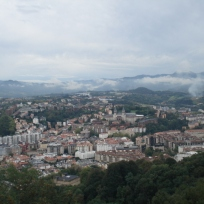View from Monte Igueldo