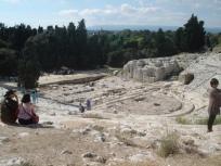 Parco Archeologico della Neapolis - Teatro Greco