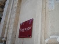 Caravaggio --Santa Lucia al Sepolcro