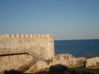 Walking around Ortygia Island