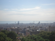 From Guell Park
