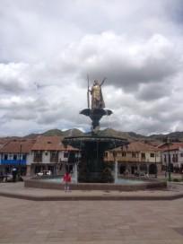 cusco plaza las Armas