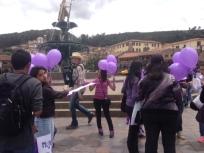 on el Dia Internacional de la Mujer