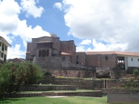 Qoricancha and the Temple of Santo Domingo