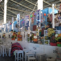 San Pedro Market-Juice bar