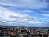 Hilltop view Punta Arenas