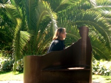 Communing with the Poet- at Neruda's La Sebastiana