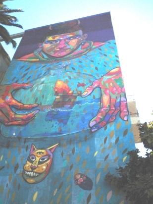 5Restaurant mural