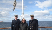 Chilean Midshipman